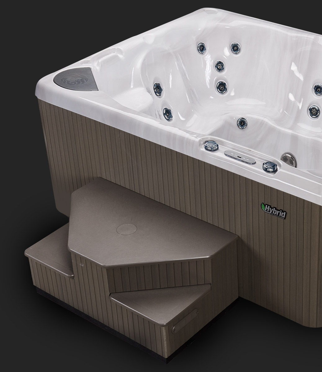 Beachcomber Hot Tubs Modèle 380