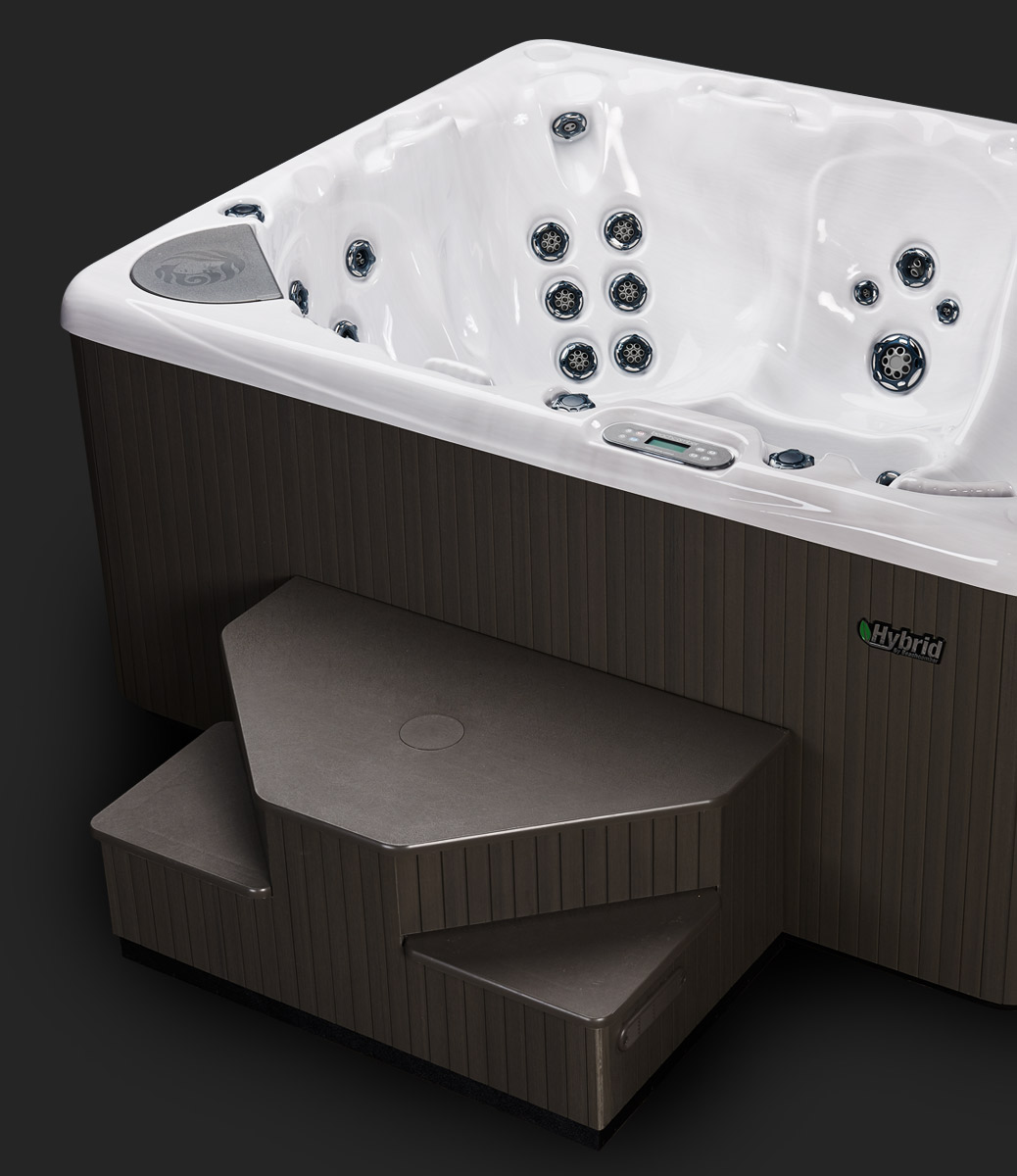 Beachcomber Hot Tubs Modèle 710
